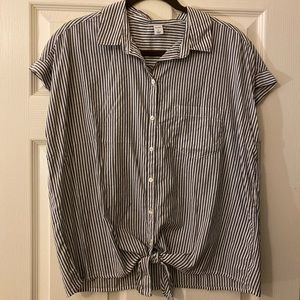Old Navy Toe Front Button Up